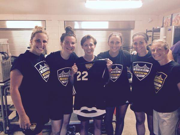 Kling Can Carry Pittsburgh Soccer IntoFuture
